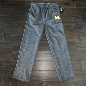 Men's Michigan gray campus heritage pants